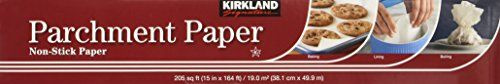 #artfollow #Kirkland #Signature parchment paper, non-stick, 205 sq. ft. roll in dispenser box(Pack of 2)