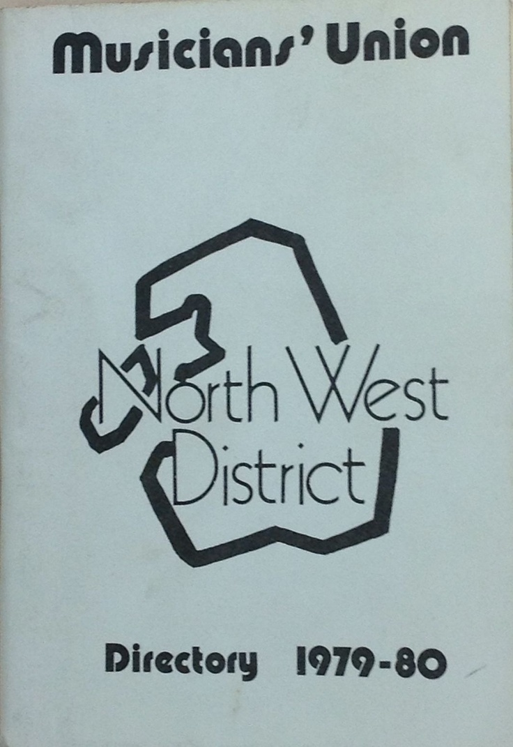 A North-West district directory from the end of the 1970s