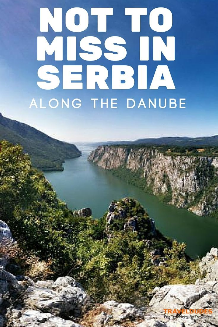 Exploring and Falling in Love with the Danube River in Serbia | Traveldudes Social Travel Website: