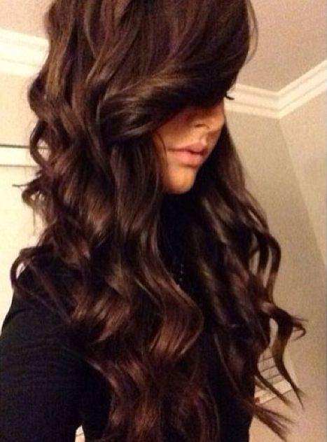 Best 25+ Long loose curls ideas on Pinterest | Long hair ...