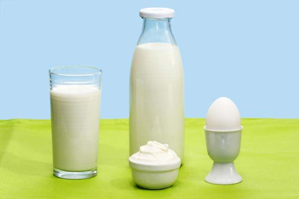 How to Replace Dairy Products and Eggs in Recipes