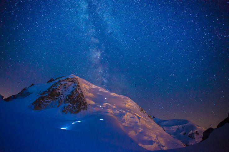 Kamil Tamiola, Mont Blanc du Tacul, Chamonix, France #Lowepro #Loweprofessionel #KamilTamiola