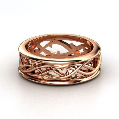 Elvish Rose Gold Band......@Tony Finney  I found what I want!!!!!