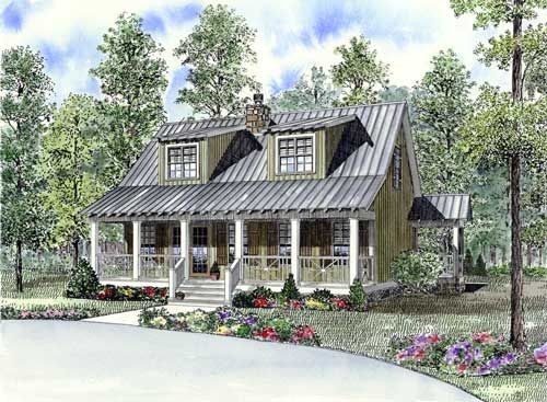 68 best Metal roof houses images on Pinterest   House exteriors ...