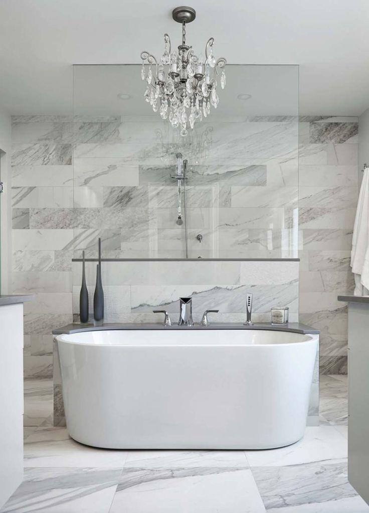 35+ Fabulous freestanding bathtub ideas for a luxurious soak