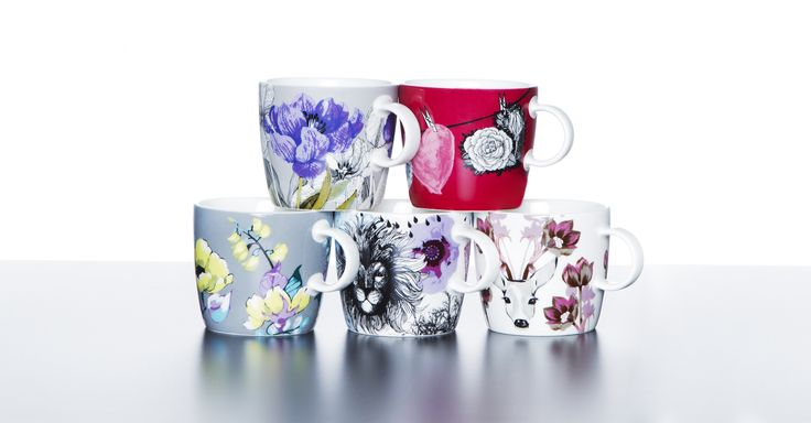 Vallila AW14 mugs