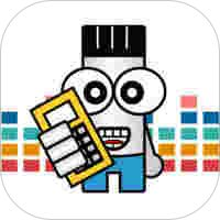 Phonetastic Phone - Prank Soundboard to Dupe & Fool Friends with Fake Ditty by Lylavie, LLC