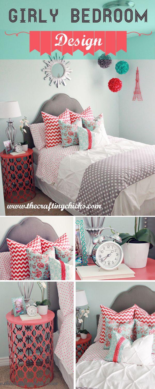 Best 20 Girl bedroom designs ideas on Pinterest Design girl