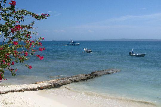 Rosario Islands, Santa Cruz del Islote, Santa Cruz, Colombian Islands