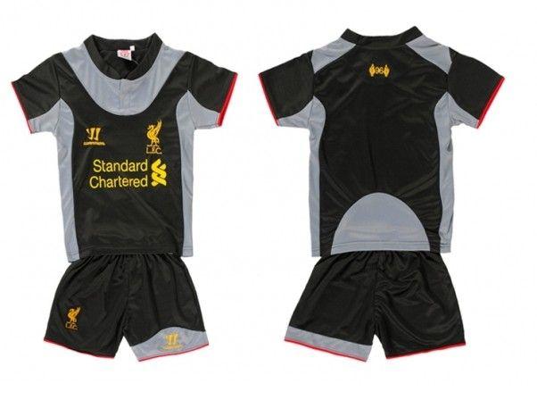 Liverpool Kit Infantil 2012/2013 Visitante [259] - €16.87 : Camisetas de futbol baratas online!