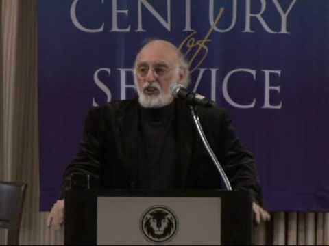 How to Make Relationships Work - Part 1.   John Gottman started this research 35 years ago.