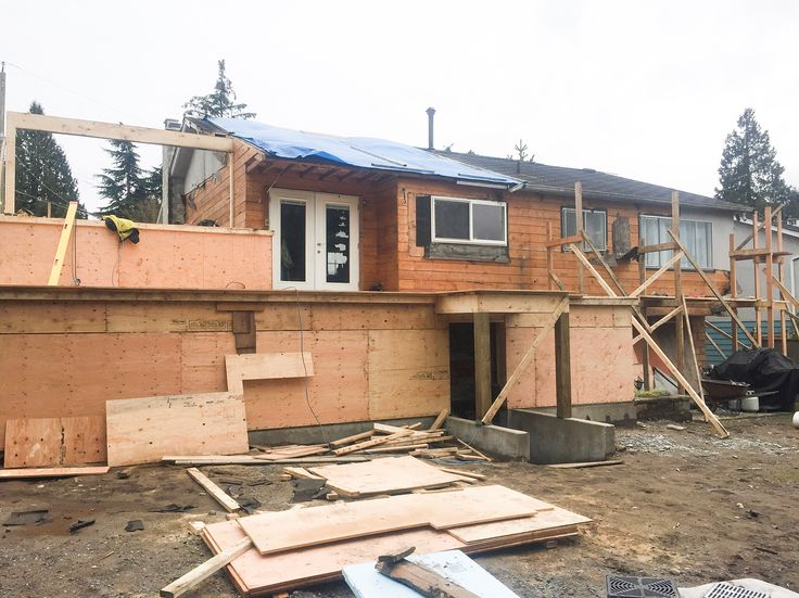 Another project completed in Langley. This one included a new Garage new Deck & additional Living Space! . . . #kelcorecontracting #brookswood #builders #carhartt #chevroletsilverado #concrete #construction #contractor #dewalt #drill #drywall #eastwing #framing #forming #finishcarpentry #homedepot #lumber #lowes #langley #makita #milwaukee #newbuild #newconstruction #renovations #surrey #stanley #stiletto #tools #vancouver #westvancouver