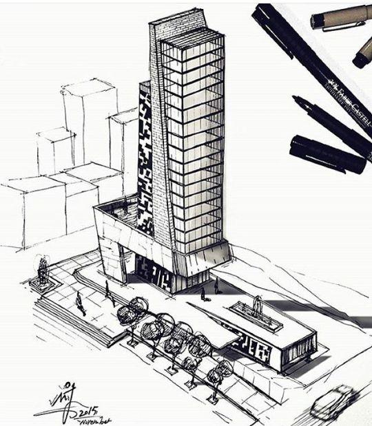 78 ideas sobre bocetos arquitect nicos en pinterest for Carros para planos arquitectonicos