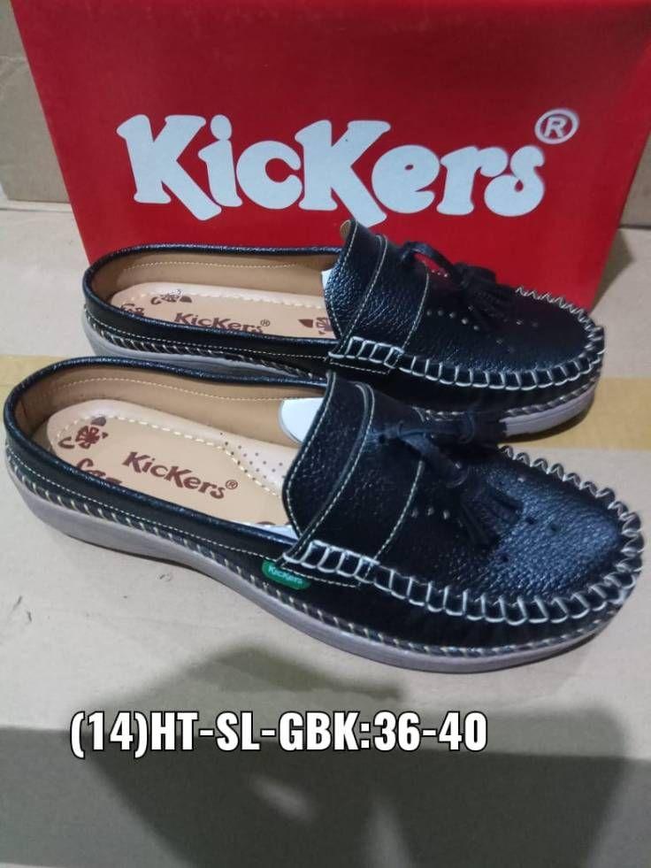 Agen Sepatu Kickers Kulit Asli Lengkap Murah Supplier Baju