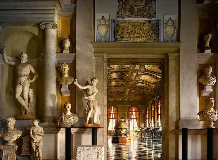 Biblioteca Marciana, Venice by Will Pryce