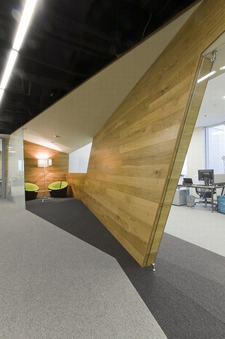 Yandex Office, Yekaterinburg, Russia by za bor Architects