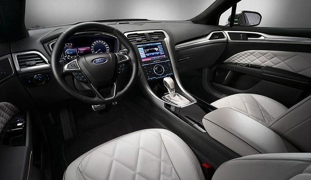 2015 ford fusion build and price