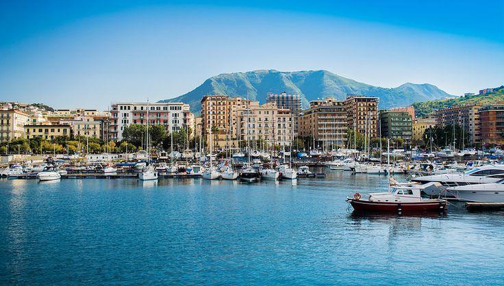 Salerno - Il porto