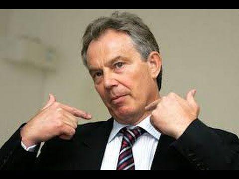 Por sus engaños Tony Blair se enfrenta a nuevos cargos sobre la guerra d...