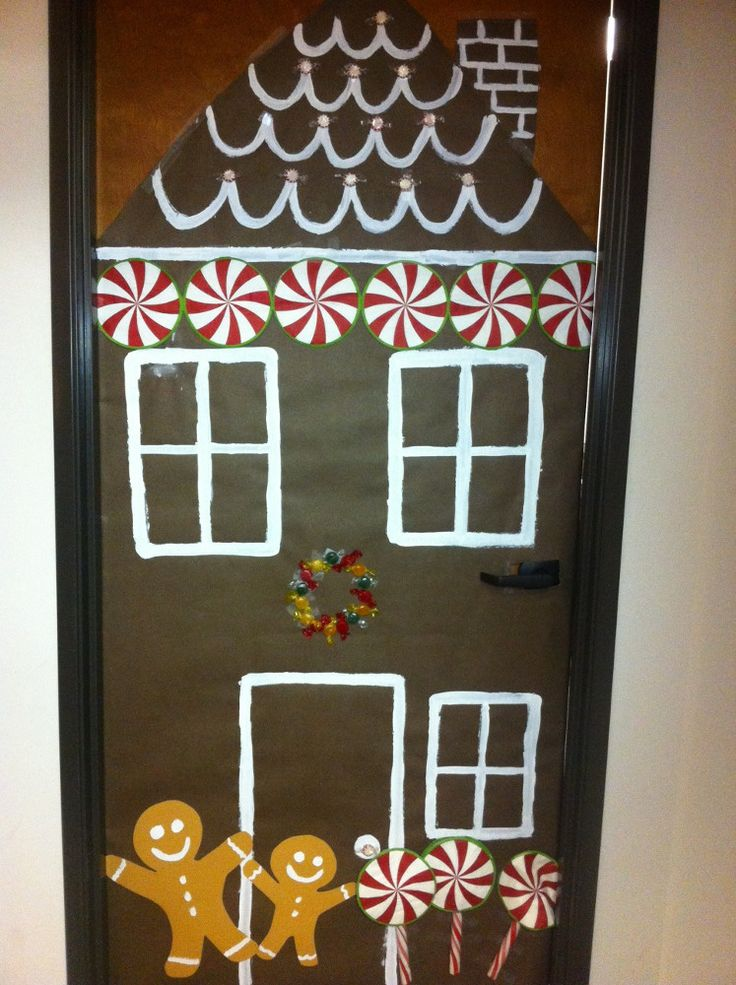 Gingerbread House, tasty. Head on over to AdoptTexasKids.org to vote.