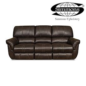 Best Simmons® Bucaneer Cocoa Reclining Sofa At Big Lots Sofa 400 x 300