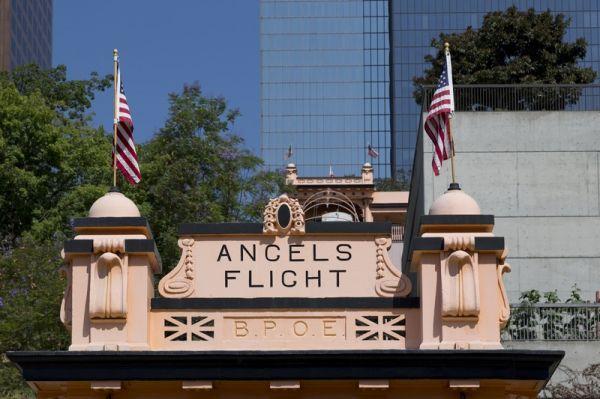 Angels Flight: Up the Down Railroad - Neatorama