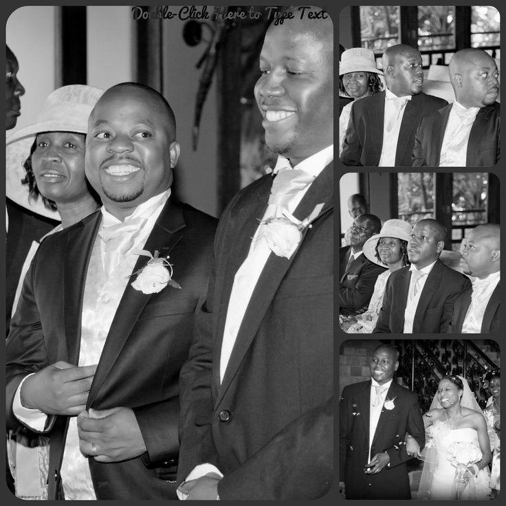 Tsepo -  See the love and joy as he awaits his bride