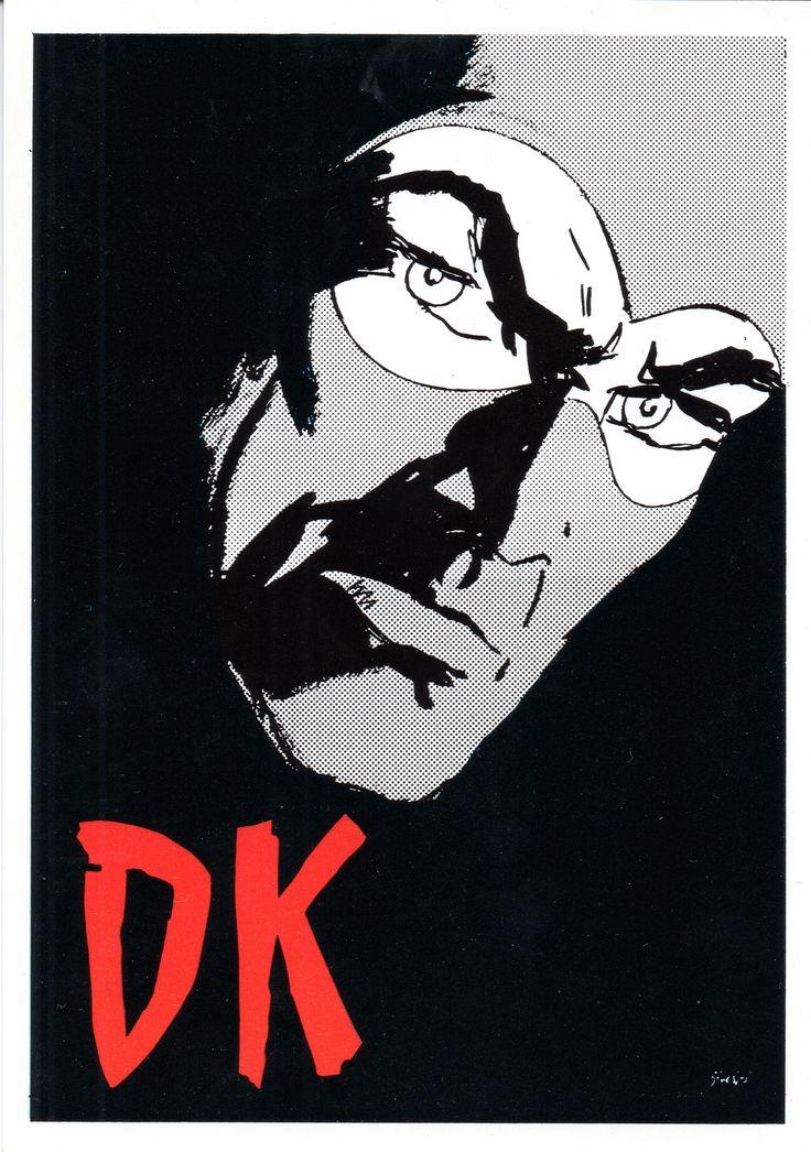 """PROMOCARD n. 127 1990 - DIABOLIK 006: """"L'erede"""""""