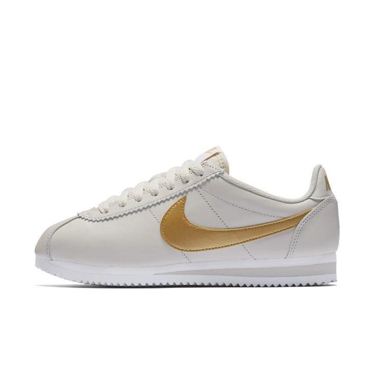 Nike Classic Cortez Women's Shoe Size 10.5 (Cream)
