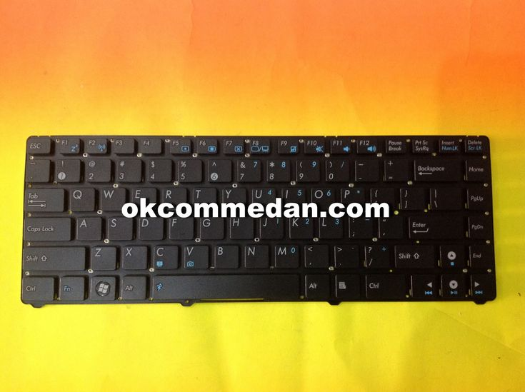 keyboard notebook asus 1215t