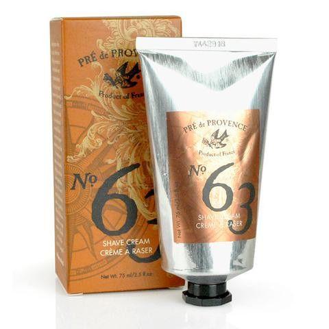 PRE de PROVENCE No. 63 Men's Shave Cream