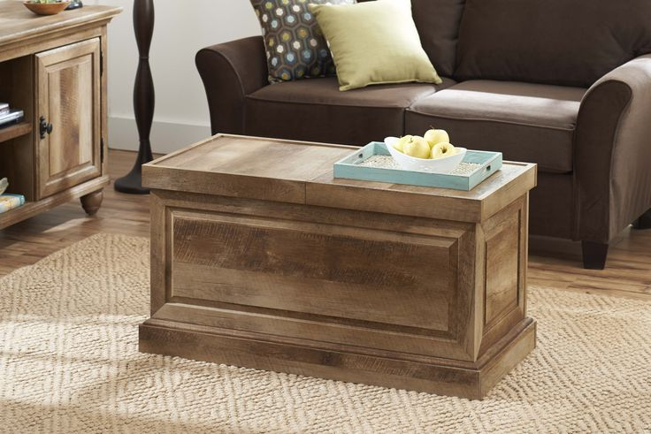 better homes and gardens crossmill coffee table 1