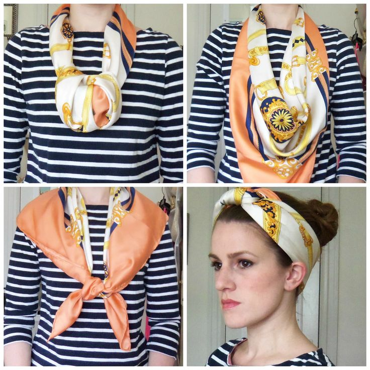 Hermes, the iconic maker of silk scarves, says there are over 100 ways to tie a silk scarf. While I haven't discovered quite 100 ways to tie a scarf yet, I've come up with four basic styles that will help you spruce up your accessorizing. And while many people associate... a href=http://sweetlemonmag.com/fashion/silk-scarves-are-about-to-become-your-favorite-accessory/Read More /a