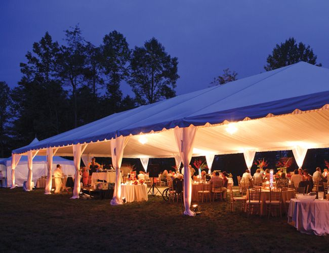Outdoor Wedding Ideas | Wedding in tent : big tent parties - memphite.com