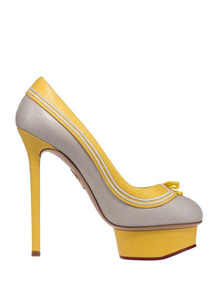 Туфли от Charlotte Olympia