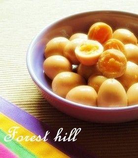 韓国風】絶品! うずらの卵の煮物 by フォレストヒル [クックパッド ...
