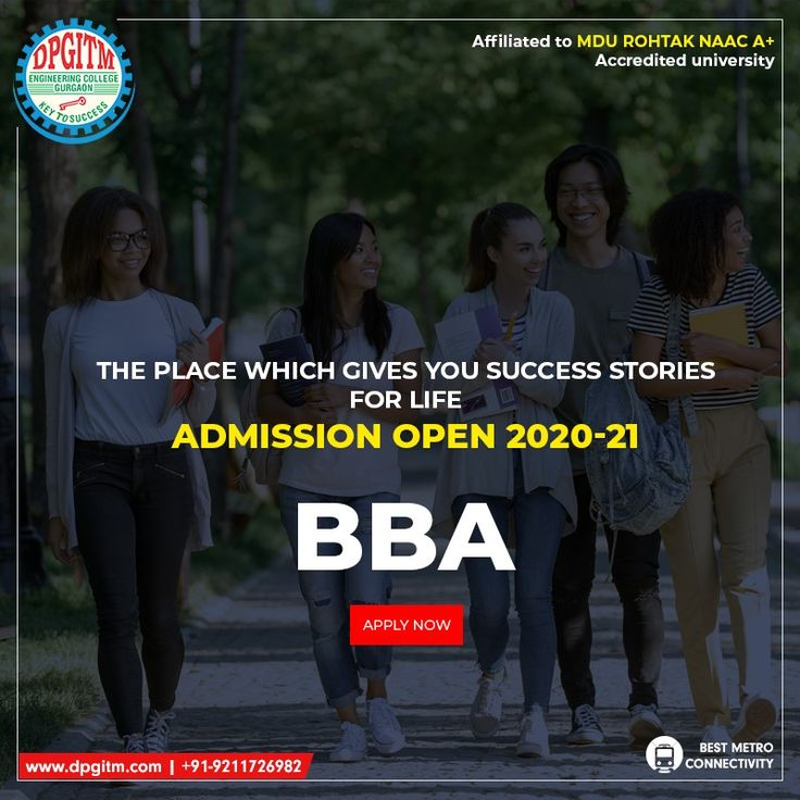 Admissions 202021 are open for bba behavior plan