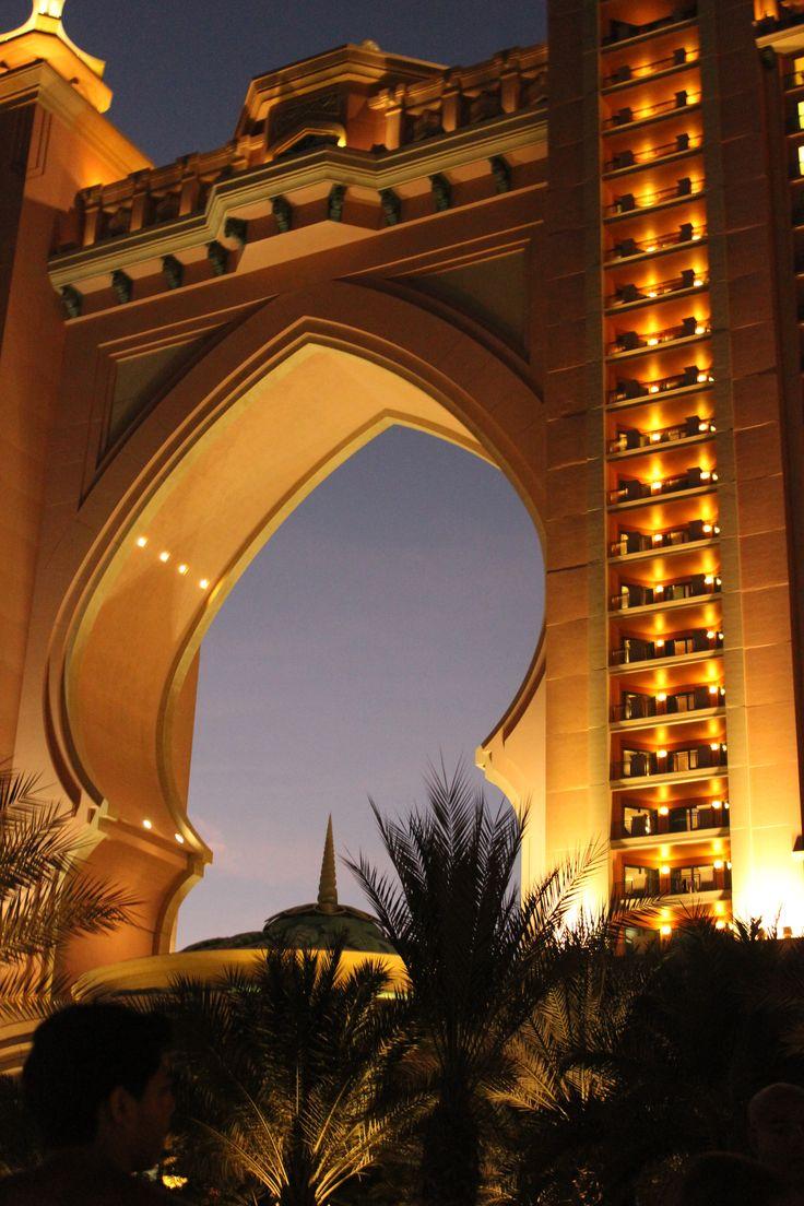 Atlantis The Palm Jumeira, Dubai, UAE