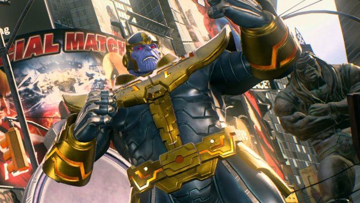 [Video] New Marvel Vs. Capcom Infinite Gameplay - Gamescom 2017 #Playstation4 #PS4 #Sony #videogames #playstation #gamer #games #gaming