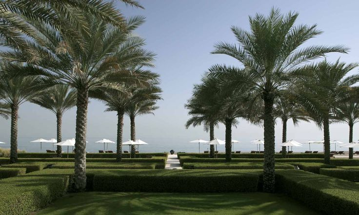 Luxury Muscat Hotel in Oman | The Chedi Muscat
