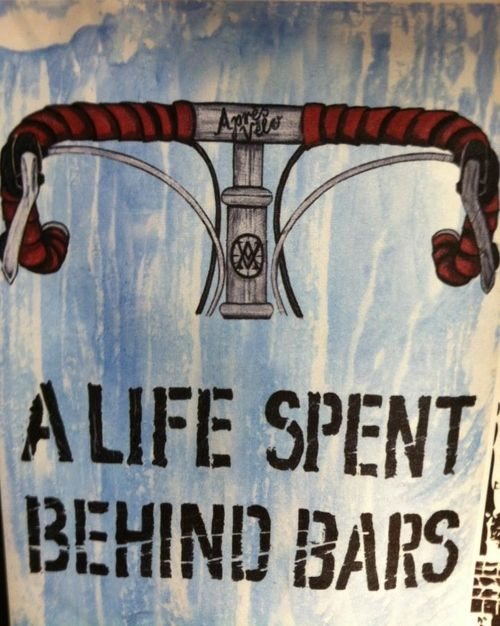 Cycling Motivation: A Life Spent Behind Bars ☺