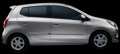 91 Gambar Mobil Ayla Warna Silver Terbaru
