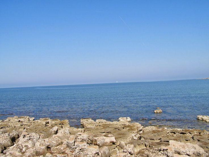 marqué par couleur: Voyages : La Croatie Pelegrin, Umag