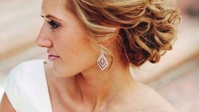 Classic Wedding Hairstyles Medium Length Hair