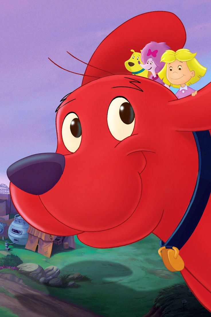 Mejores 65 imágenes de Clifford the big red dog board en Pinterest ...