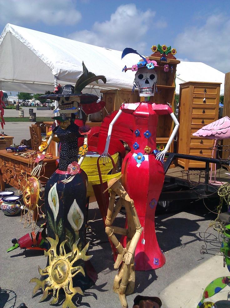 Kane County Flea Market....St. Charles, Il