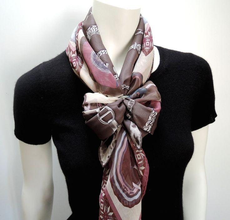 Cashmere Silk Scarf - Strings Attached by VIDA VIDA T8y1Y8V