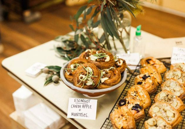 Melbourne's Flour Market Spring Bake Sale is back.
