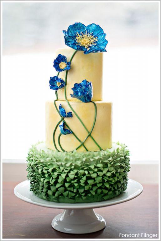 """La pasta di zucchero è uno degli ingredienti fondamentali per costruire il nostro stile da perfetta """"cake designer"""" e personalizzare ogni creazione."""