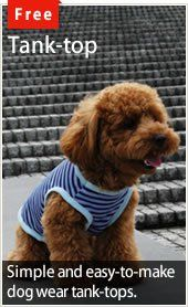 Free dog wear patterns- a hoodie for Wesley!